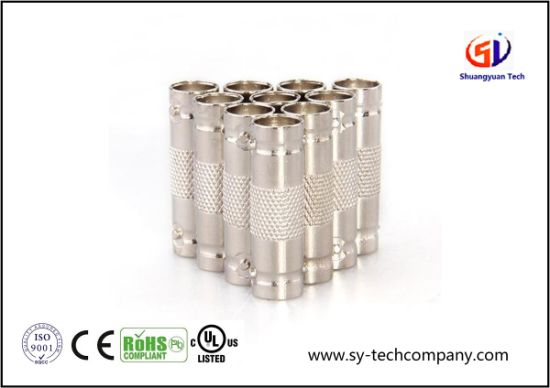 Coupler Female to Female Connector for Security CCTV Camera