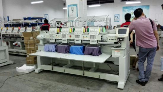 4 Head Embroidery Machine For Flat Embroidery Best Price In India