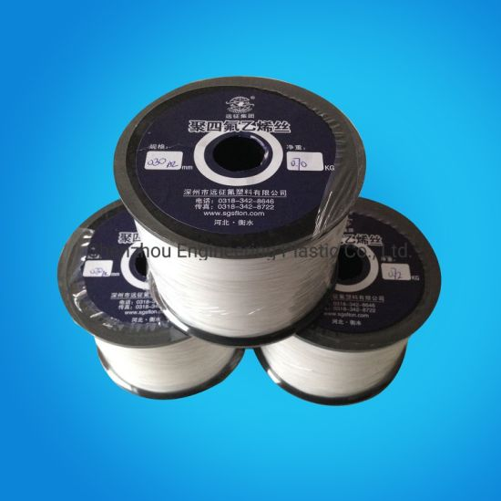 Teflon Filament for Electric and Anticorrosive pictures & photos