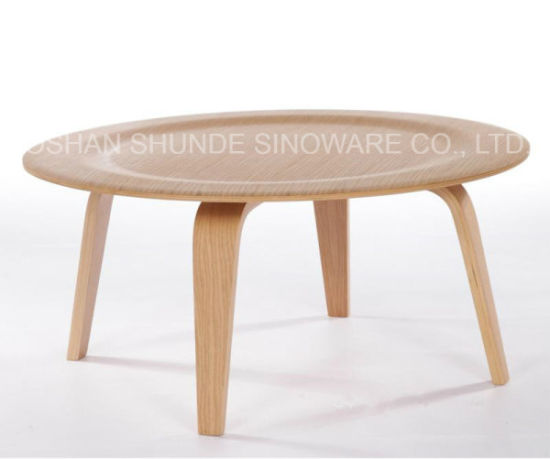 Plywood Tea Table Central Table Coffee Table