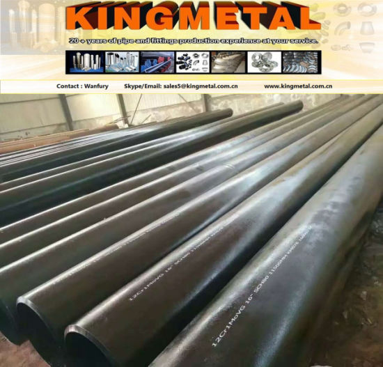 15NiCuMoNb5/Wb36/1.6368/ P22 Seamless Cold Finished Carbon Steel Pipes. pictures & photos