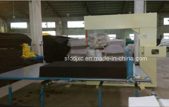Polyurethane Foam Cutting Machine (Lq) pictures & photos