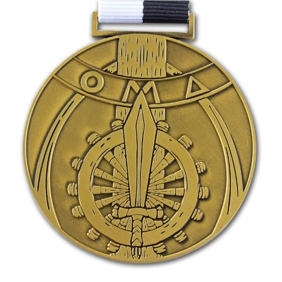 New Design Custom Sports Award Medal for Wholesale pictures & photos