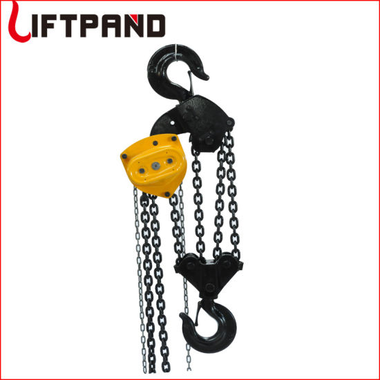CB Bearing Hand Chain Block Hot Sale India