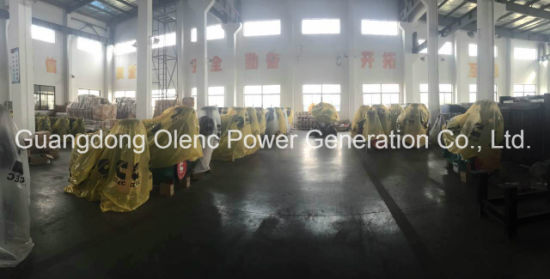 Guangdong Olenc Power Genset Manufacturer with TUV/SGS/Ce/ISO Certificate pictures & photos