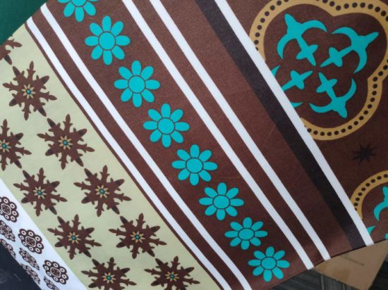 Ethnic Style Bedding Sheet for 100% Polyester Fabric
