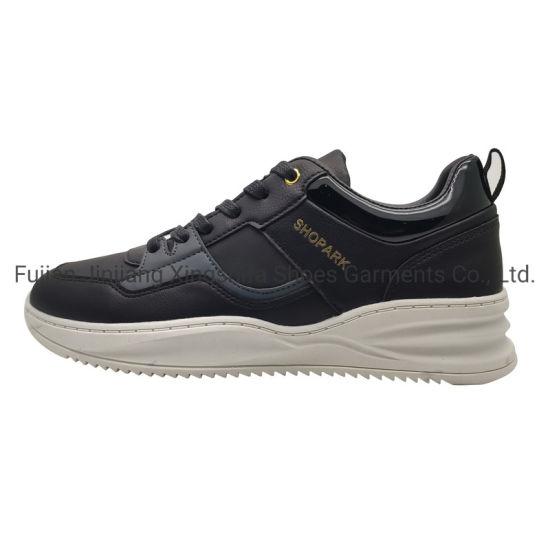 New Trend Design Men′s Sports Footwear Fashion Cushion Shoes