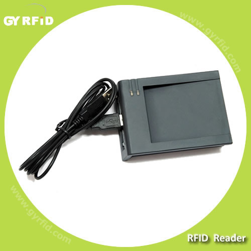 125kHz Em Card Reader, USB Interface, Output Em4102/Em4200 Uid (GYRFID) pictures & photos