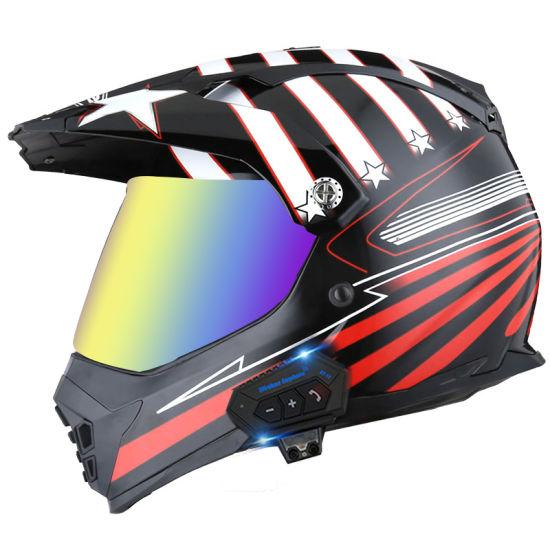 DOT Safety Full Face Motorcycle Motorcross Helmet
