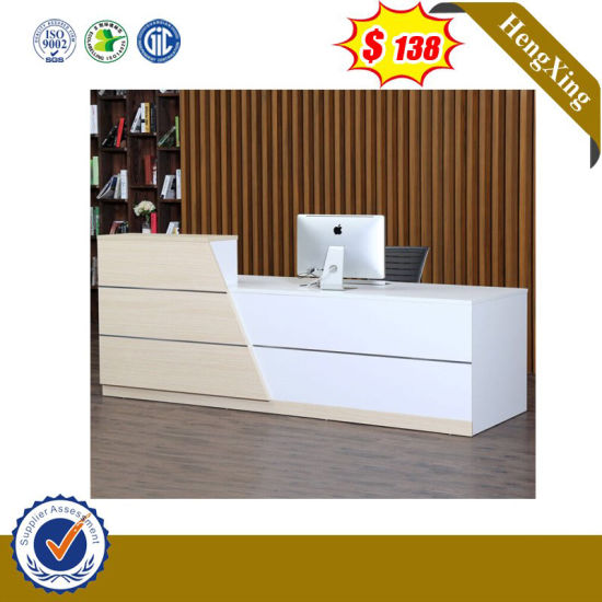 Hospital European Design Cash Table Bank Reception Desk