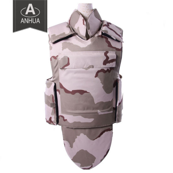 High Quality Military Camouflage Bulletproof Vest pictures & photos