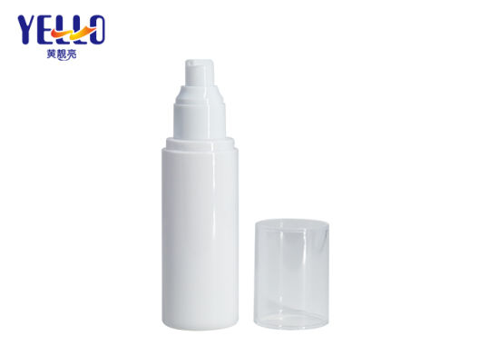Empty 80ml/100ml/150ml Pet Plastic Lotion Bottles Cosmetics Packaging