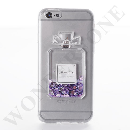 Hot Selling TPU Perfume Design Phone Case for iPhone 7