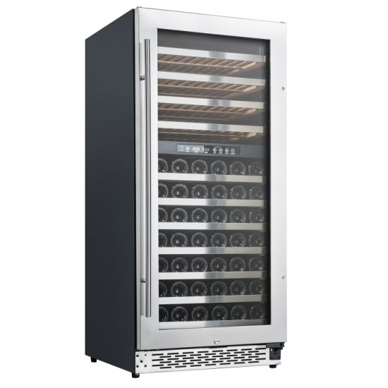 Ce RoHS Built in or Freestanding Compressor Driven Wine Cooler