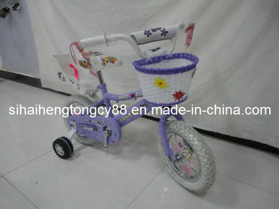 12/16/20 Inch Kid Bicycle with Basket Kb-036 pictures & photos