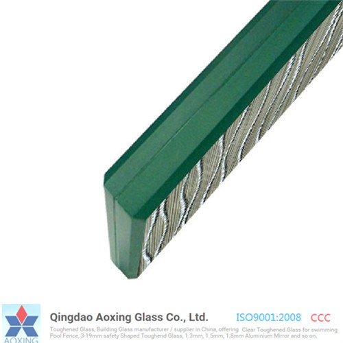 Color Float/Tempered Laminated Glass for Building Glass pictures & photos