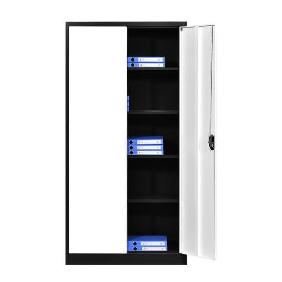 Key Lock Metal Document Cabinet Steel Storage Cabinet