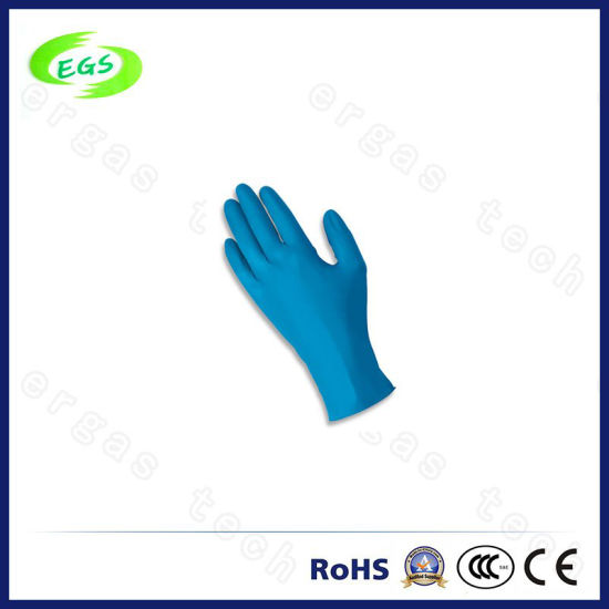 China Disposable Nitrile Gloves Wholesale Mechanic Safety Glove
