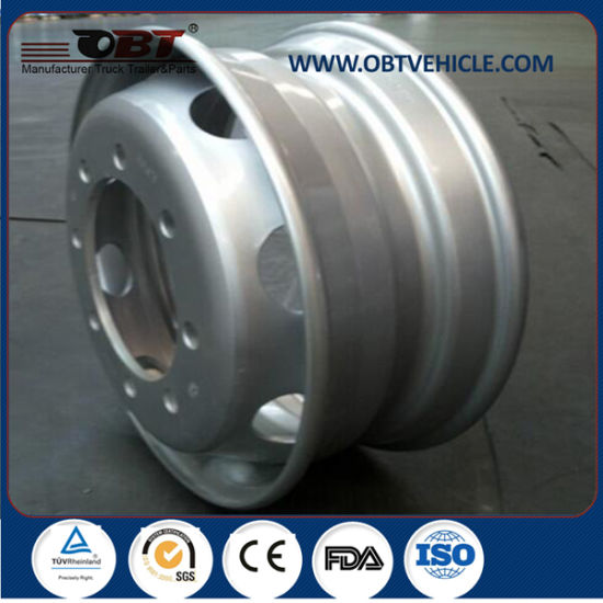 Steel Truck Wheels Spoke 22.5 for Heavy Truck pictures & photos