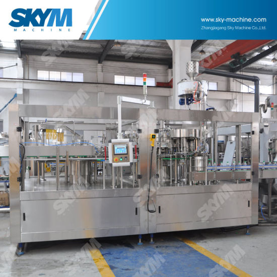 Mineral Water Filling Machine in Beverage Processing Machinery