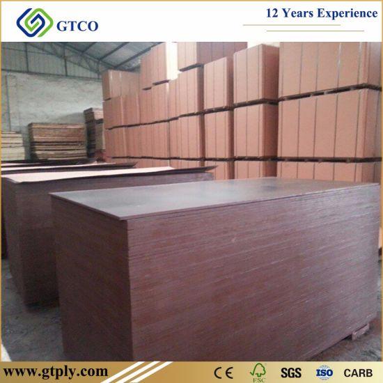 Phenolic 18mm Plywood for Concrete Formwork