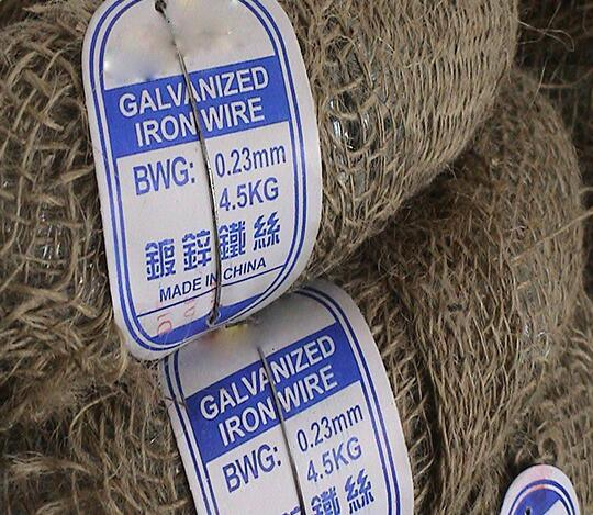 Hot Sale Galvanized Iron Wire with Lowest Price pictures & photos