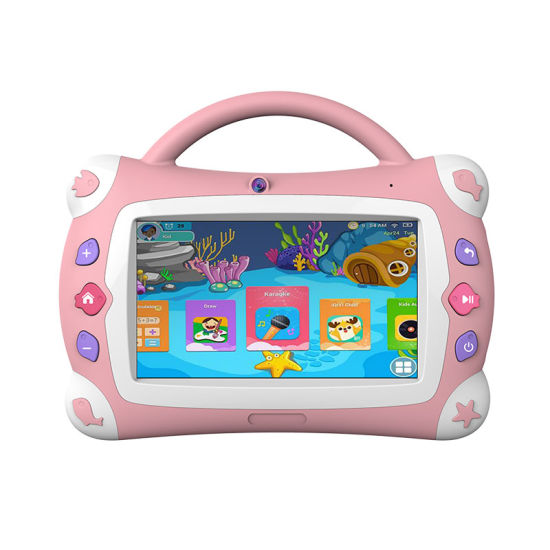 2020 Wholesale Cheap Children Tablet Android 4.4 7 Inch Cute Kids Tablet PC