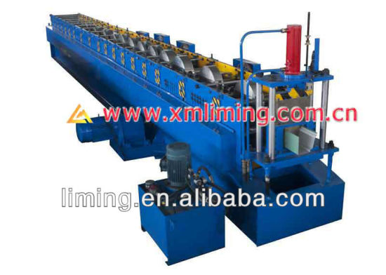 Xiamen Liming Roll Forming Machine for Water Gutter