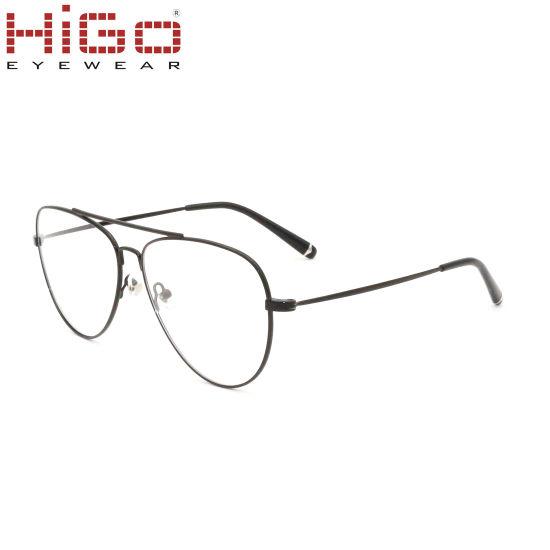 Manufacturers in China Metal Optical Glasses Eyewear Frames