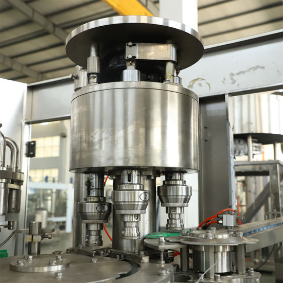 Full Automatic Pet Juice Drink Filling Machine Line pictures & photos