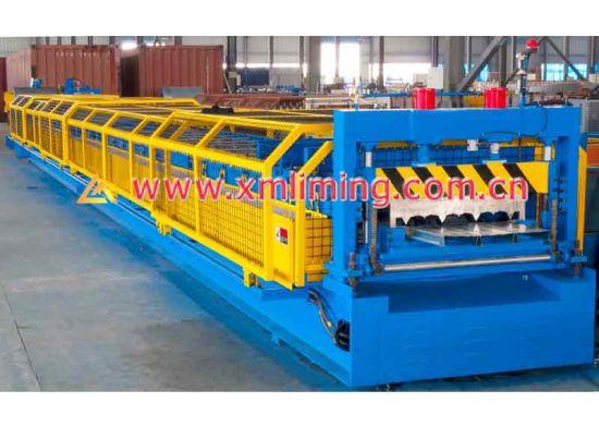 Xiamen Liming Swallow Decking Roll Forming Machine