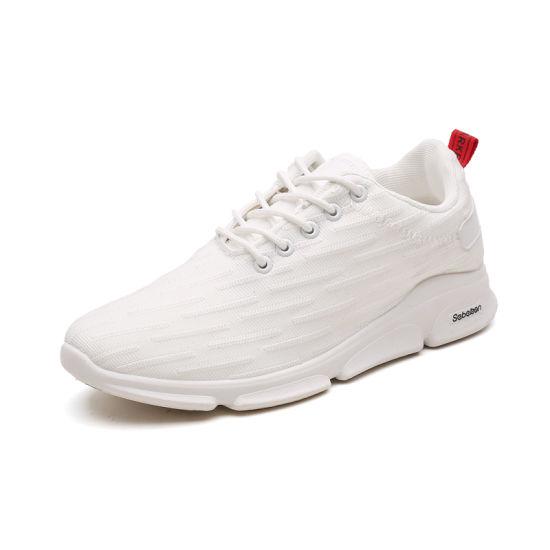 2018 Chinese Supplier Trianer Footware Men's Running Sneaker Shoes