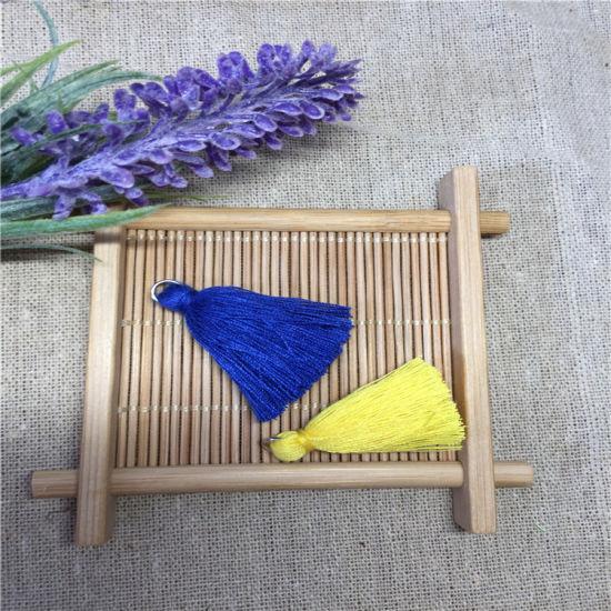 3cm High Quality Fashion Design Tassel Lace for Curtain Decoration