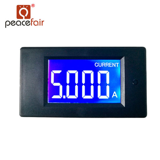 High Precision AC Single Phase for LED Test Low Power Appliance Digital Electric Power Meter