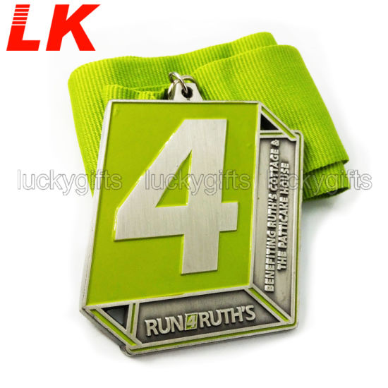 Personalized Award Medal for Anniversary Gift with Factory Price