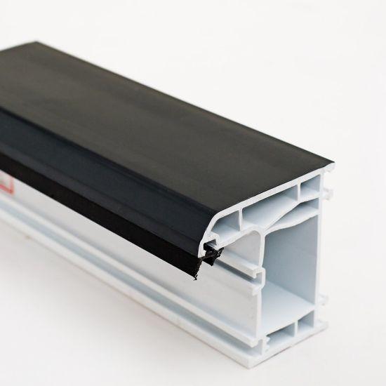 Casement Window Colorful and White Profiles UPVC/PVC Plastic Profile