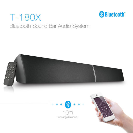 New Arrival Bluetooth Soundbar Speaker Home Theatre System for 55 Inch 60 Inch TV