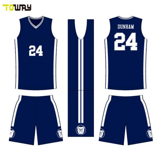 21df1dff26e 2018 Wholesale Custom Sublimation Basketball Uniforms Jersey Design for  Men. Get Latest Price