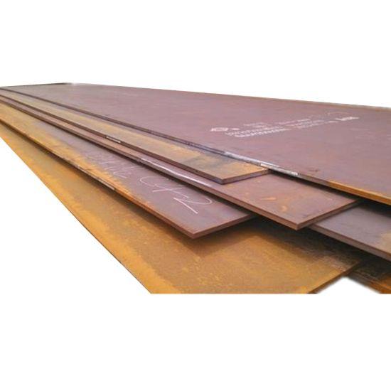 A242 A606 Type4 Weathering Resistant Corten Steel Plate