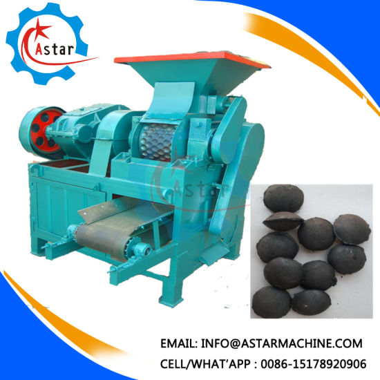 1000kg/H Coal Briquette Making Machine Press Machine pictures & photos