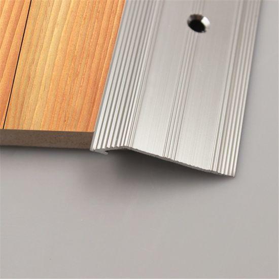 Flexible Aluminum Flooring Transition