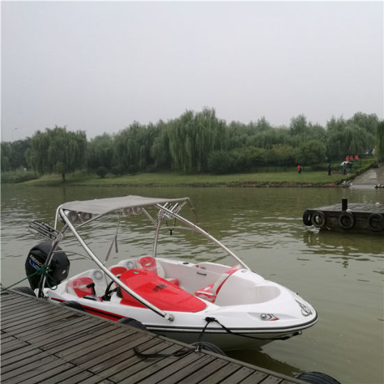 Flit Yacht Hot Sale Fiberglass Sport Boat