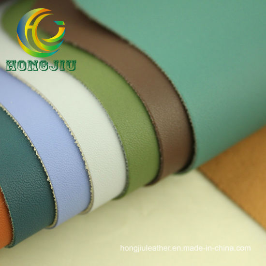 High Quality PVC Artificial Leather (8208#)
