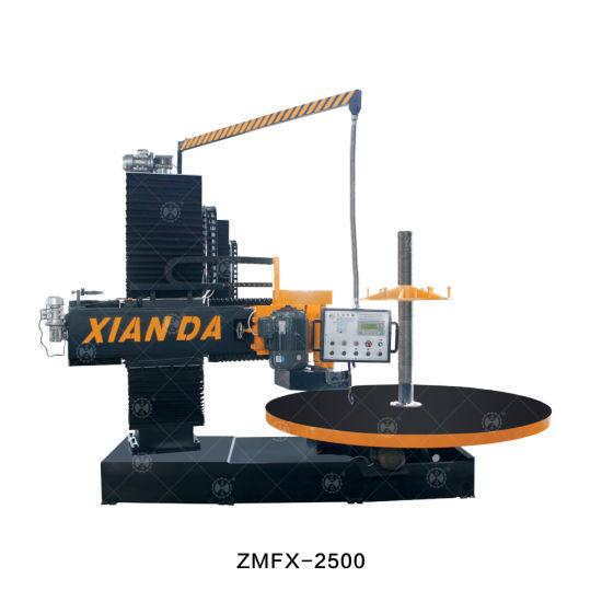 Zmfx - 2500 Stone Column Cap and Base Profiling Cutting Machine