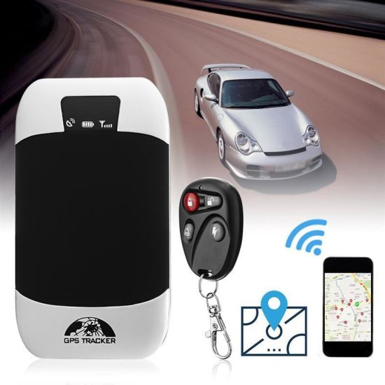 China No Monthly Fee GPS Vehicle Tracking Localizador Tk303h
