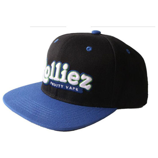 Promotional Wholesale Customized Snapback Sport Baseball Hat and Cap with 3D Embroidery