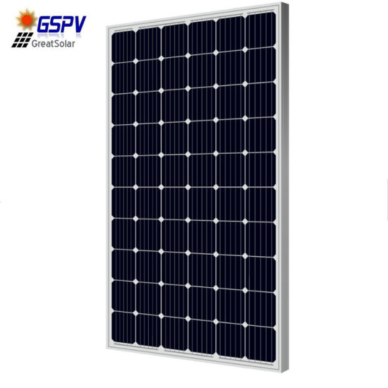 270W Monocrystalline Solar Panel Made by 12 Years Manufacturer