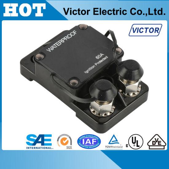 Victor Hi-AMP Car RV Auto Winch Circuit Breaker