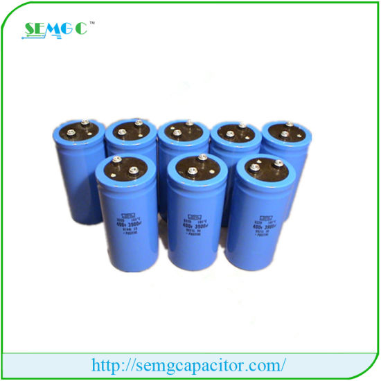 1500UF 400V Super Capacitor Power High Voltage Capacitor