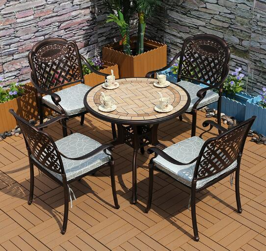 China Outdoor Metal Furniture Water, Durable Outdoor Furniture